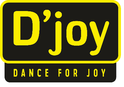 LOGO dansschool D'joy