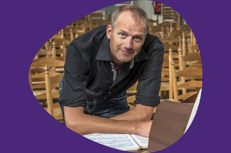 Profielfoto Bas Verboom Muziekhuis Oudewater