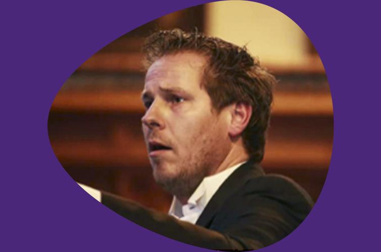 Profielfoto Patrick de Heus Muziekhuis Oudewater