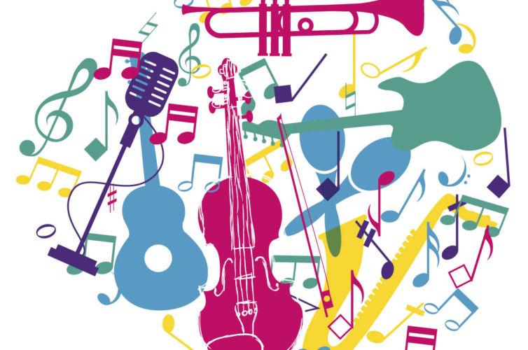 Basisvorming Muziek 2-12 jaar