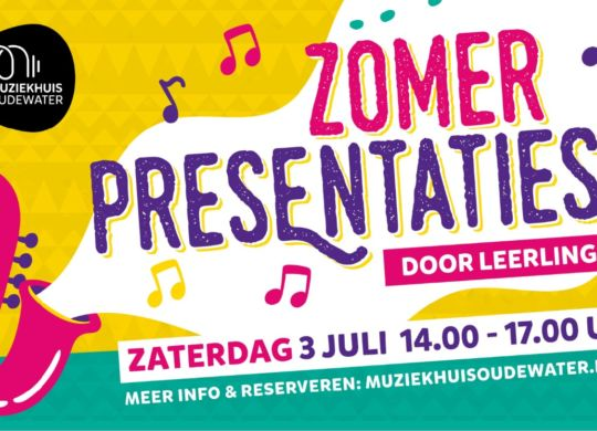 210614 Banner Zomer presentaties