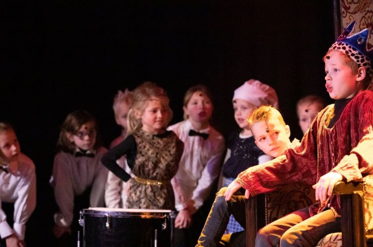 Musical Kids 6-9 jaar